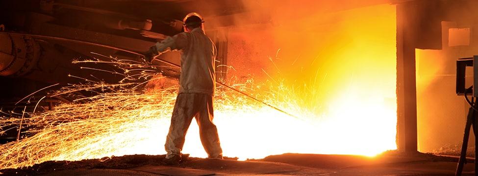 Produits métallurgiques four