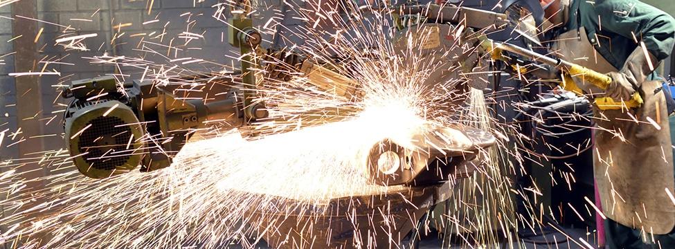 Produits sidérurgiques coupe